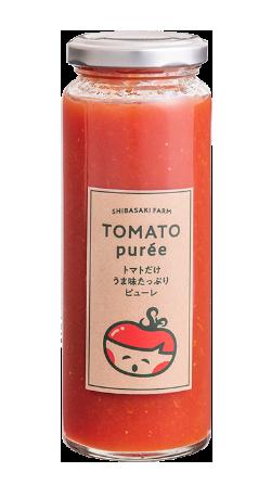 トマトピューレ